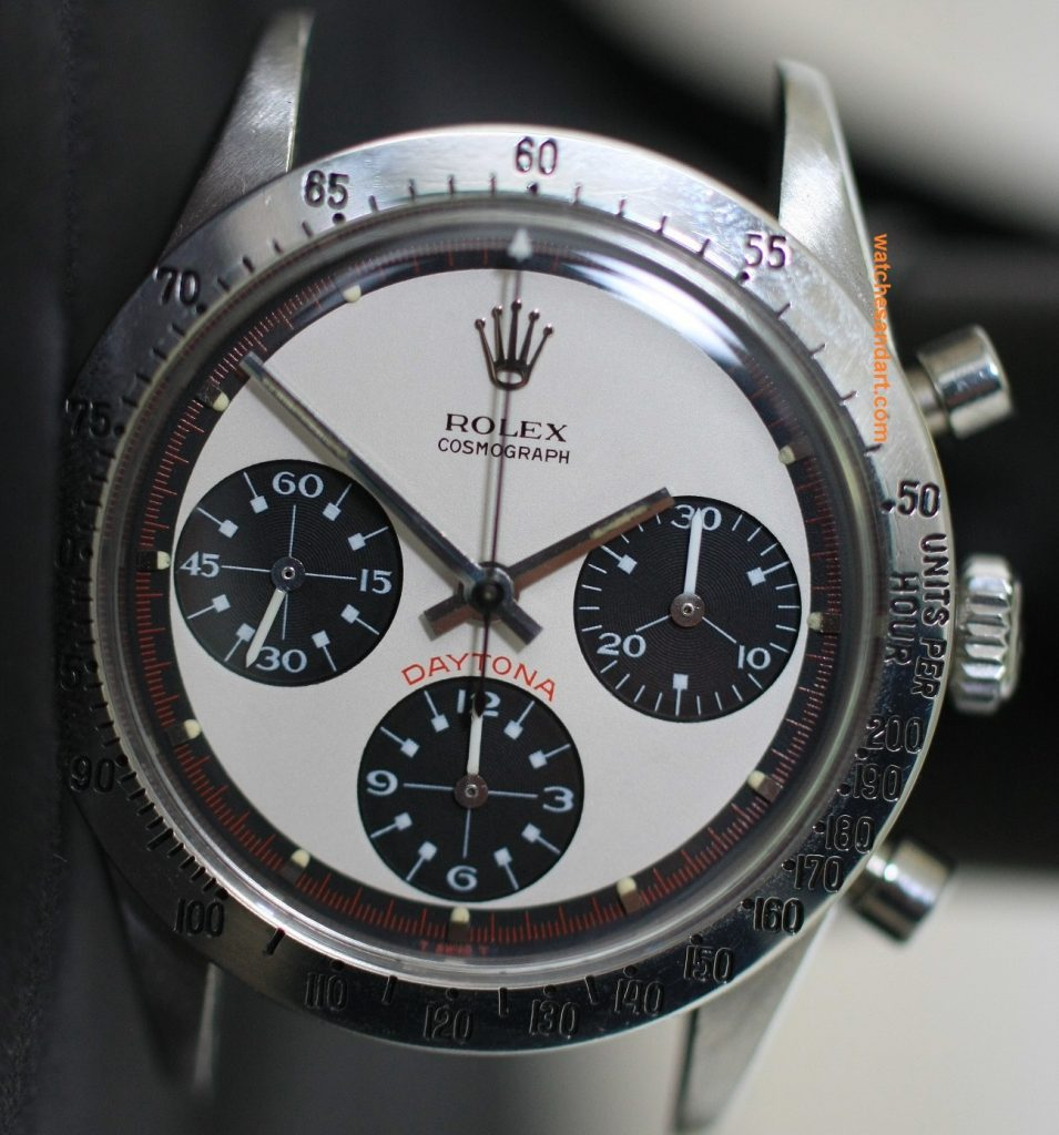 Rolex Daytona reference 6239 vintage Paul Newman