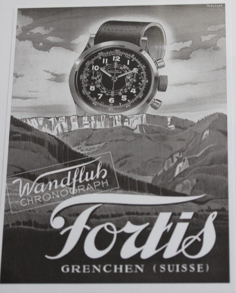 IMG_9480 wandfluh chronograph fortis vintage