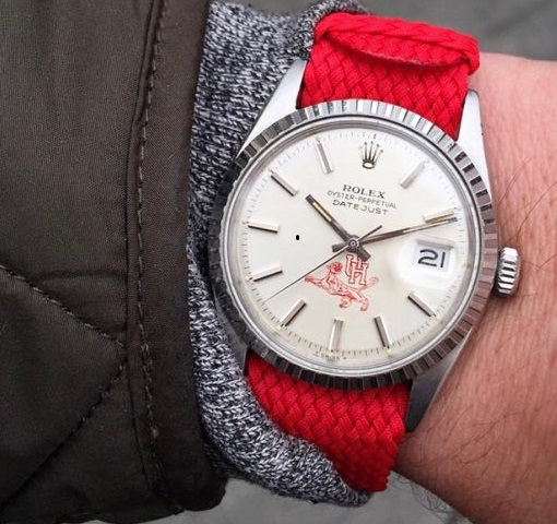 Houston Cougars Rolex made for their coach.